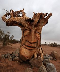 Best Example Of Tree Carving Artwork