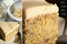 Crazy Banana Cake With Cream Cheese Icing | The WHOot