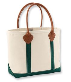 Leather Handle Boat and Tote II | Free Shipping at L.L.Bean