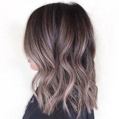 Medium Ash Brown Highlights - Hairstyles Medium Hair