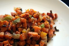 Sweet Potato Hashbrowns - Perfect for my new found love of sweet potatoes http://www.pinterest.com/dhrmag/