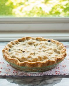 How to Make a Pie from Start to Finish