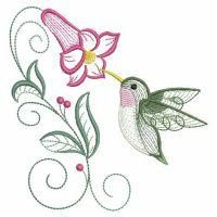 Rippled Hummingbirds 3 Border Embroidery Designs, Embroidery Flowers Pattern, Embroidery Transfers, Machine Embroidery Patterns, Custom Embroidery, Embroidery Applique, Bordado Floral, Hummingbird Art, Hand Embroidery Videos