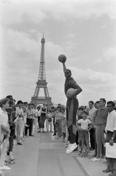 NBA - Michael Jordan, un Américain à Paris