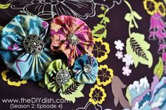 2-Minute Craft Countdown – How to Make a Fabric Yo-Yo & More- Welcome to another 2-minute craft countdown! Dive into your fabric scraps because we're going to show you how to make a fabric yo-yo!