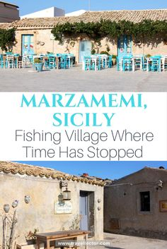 Marzamemi in Sicily, Fishing Village Where Time Has Stopped | Travellector #Marzamemi #Sicily #travel #traveltips