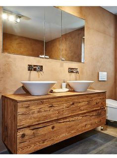Looking to update your bathroom? Feast your eyes on these stunning washroom furnishings inspiration photos for fresh concepts. Rustic Bathroom Decor, Industrial Bathroom, Bathroom Styling, Kitchen Styling, Home Decor Furniture, Bathroom Furniture, Bathroom Interior, Furniture Ideas, Best Bathroom Vanities