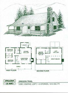 log home floor plans log cabin kits appalachian log homes the plan to my original cabin - Log Home Plans Small Kitchen