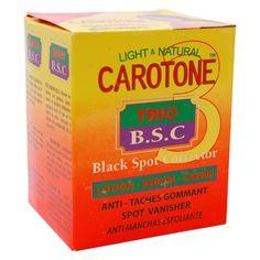 Carotone Light & Natural Trio Black Spot Corrector