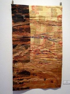 Cilium II hanging in the Pigment Gallery, Louisville, KY