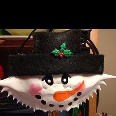 Snowman crab shell ornament p'd by p'r. Seashell Ornaments, Seashell Crafts, Beach Crafts, Xmas Ornaments, Nautical Christmas, Beach Christmas, Christmas Tree, Crab Shells, Oyster Shells