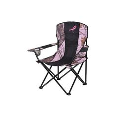 Mossy Oak Breast Cancer Awareness Chair ❤
