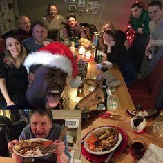 Horan family on Christmas ~M