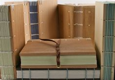 Traditional Coptic Bindings  Wooden Book Bindings - Otterbookbinding   General and Craft bookbinders
