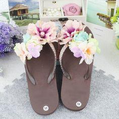 Горячие Salling Женские наружные тапочки Летние пляжные сандалии Обувь  Женские Открытые Toe Ladies Flip Flops Mujer 610f17a2e8a4e
