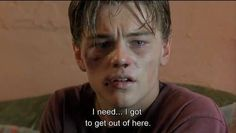 leonardo dicaprio, pale, and quote image Leonardo Dicaprio Quotes, Young Leonardo Dicaprio, Diary Quotes, Film Quotes, Basketball Diaries, Basketball Hoop, Indoor Basketball, Just Like Heaven, Movie Lines