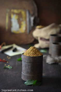 How to make Chicken Masala Powder - Gluten Free, Vegan