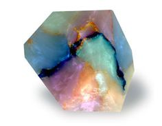 opal soap rock is just this beautiful! get some...