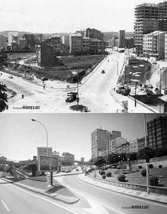 Antes y Después de la Avenida Alfonso Molina - camposa