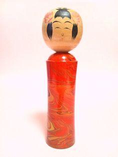 could not resist this unusual doll by  Setsuko Hayasaka