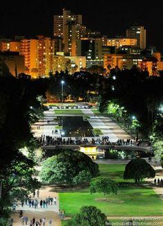 Porto Alegre - RS - Brasil (Parque da Redenção)