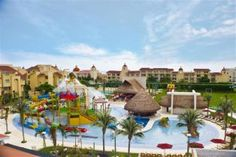 Sea Adventure Resort and Waterpark in Cancun, Mexico