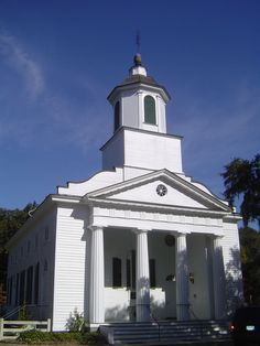Edisto Island #Presbyterian Church