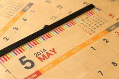 カレンダー マスキングテープ ダイソー