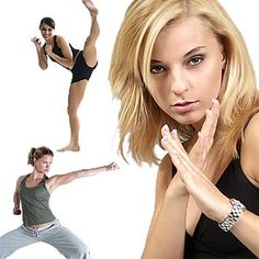 Womens self defense is a great way for women to get fit to fight! Self Defense Women, Self Defense Tips, Self Defense Weapons, Self Defense Techniques, Dojo, Kung Fu, Damsel In Defense, Learn To Fight, Self Defense Keychain