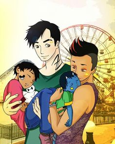 Father's day Malec