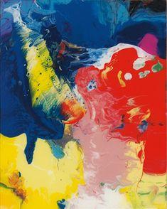 Sinbad [905-54] » Œuvres » Gerhard Richter Gerhard Richter, Sinbad, Abstract, Painting, Art, Summary, Art Background, Painting Art, Kunst