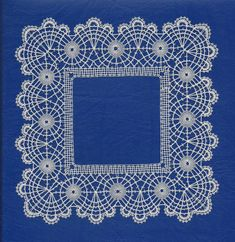 Image - Un napperon Cluny (fin) Doily Art, Lace Art, Swatch, Bobbin Lace Patterns, Lace Making, Doilies, Crochet, Diy And Crafts, Blog