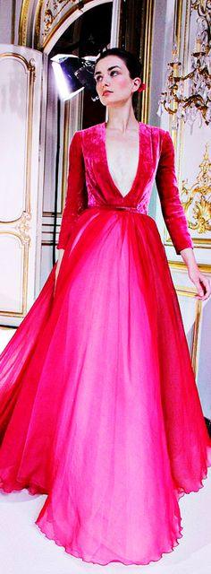 Georges Hobeika Haute Couture F/W 2012-13