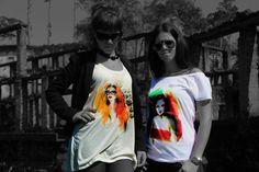 Who Likes My T-Shirt? Bibiana Grave Illustration