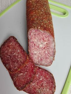 Homemade Sausage Recipes, Cold Cuts, Spice Rub, Smoking Meat, Charcuterie, The Cure, Spices, Cooking, Diet