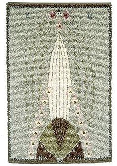 Rya Rug, Lakes, Finland, Art Deco, Carpet, Tapestry, Rugs, Design, Decor