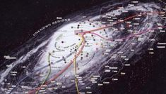 The best collection of Star Wars maps ever!