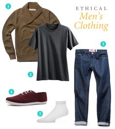 Hey Dude: #Ethical Clothing for Men   Fair for All Guide #FairTrade