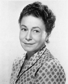 Thelma Ritter, 1950's (1902-1969). American supporting and character actress. Born in Brooklyn. She trained at the American Academy of Dramatic Arts. She had a stage career, but took a hiatus to raise her 2 children. She did theater and radio without much impact. She made a memorable impression in her first movie in 1947. Nominated for Oscars for several films. Although known for comedy roles, she played in dramatic roles as well. She died from a heart attack after an appearance on a TV…