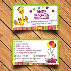 Tarjetas de Presentación   No olvides que en L Hermann Diseñadora Gráfica le Brindamos servicios y productos de las más alta calidad con la mejor oferta de precios.