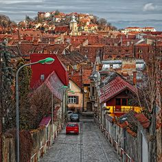 Romania on your travel list !: If you visit Romania then don't miss this Brasov Romania Brasov Romania, Bucharest Romania, Between Two Worlds, Around The Worlds, Wonderful Places, Beautiful Places, The Places Youll Go, Places To Visit, Visit Romania