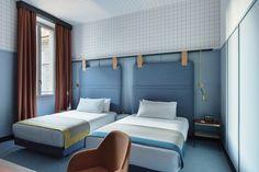 Galería de fotos del hotel | Room Mate Giulia