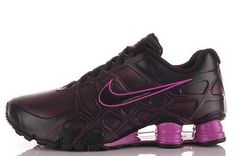 Nike Shox Turbo XII SL Womens Size Running Shoes Black Sneakers 472530 400