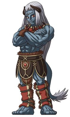 Gaspard's Father from Dark Cloud 2