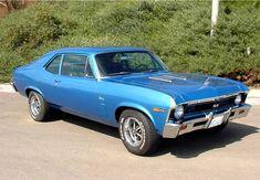 1969 Chevy Nova L34 396