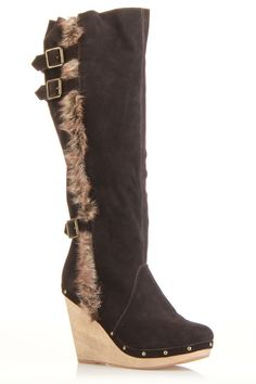 Rabbit Heart Tall Boot
