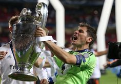 Iker Casillas targeting Champions League glory; La Liga out of Real Madrids hands
