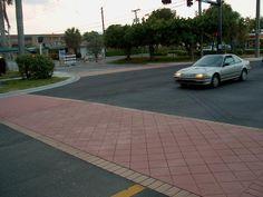 StreetPrint横断歩道交差点、FL    