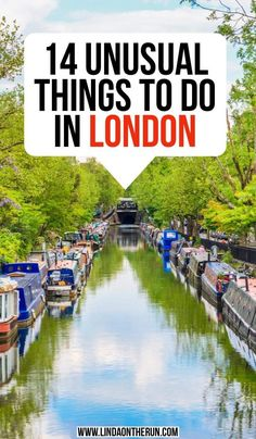 Looking for unusual things to do in London? I adore London & here are my fave unusual things to do in London that you shouldn't miss when visiting the city. Backpacking Europe, Europe Travel Guide, Travel Destinations, Europe Europe, Winter Europe, North Europe, London England, Cool Places To Visit, Places To Go