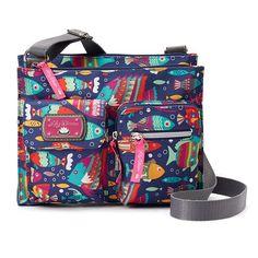 Lily Bloom Regina Crossbody Bag $34.99